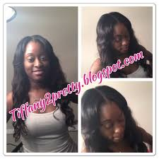 sew in with lace closure tiffany2prettyy lace closure sew in
