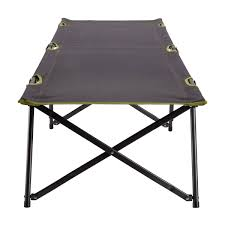 Camping Folding Bed Decathlon Outdoor Camping Bed Cot Single Office Lunch Umbrella