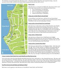 Miami Beach Bus Map South Beach Local Bus The Best Bus