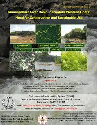eastern and western ghats sahyadri conservation series 24 kumaradhara river basin karnataka