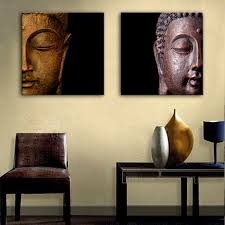 ideas chic best paintings for home decor hd oil painting buddha