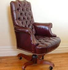 tufted leather desk chair tufted leather office chair fabulous design on cordovan green