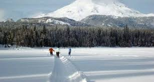 elk lake resort a central oregon winter escape