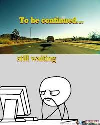 still waiting by vricks meme center