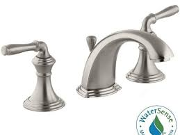 Watermark Faucet Faucet Amazing Widespread Faucet Does The Kohler Devonshire Sink