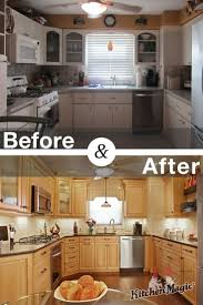 Used Kitchen Cabinets Ontario 196 Best Kitchen Transformations Images On Pinterest Kitchen