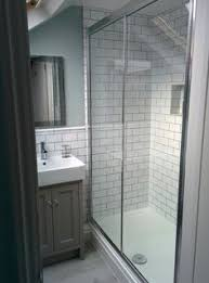 loft conversion bathroom ideas loft sloping ceiling showers glass360 specialist and bespoke
