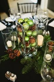 113 best christmas wedding centerpieces images on pinterest