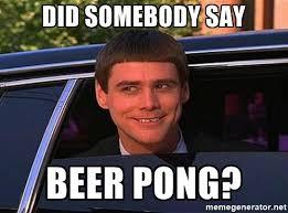 Beer Bong Meme - traveling beer pong rule official beer pong rules 21 chuggie