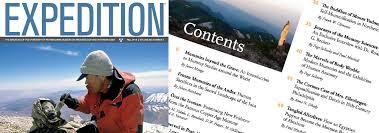 Pennsylvania Travel Magazine images Expedition magazine penn museum jpg