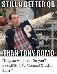 Romo Interception Meme - 25 best memes about tony romo and nfl tony romo and nfl memes