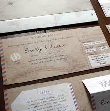 boarding pass invitations phileas fogg vintage map boarding pass invitations by rodo