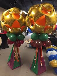 balloon delivery bay area 1239 best balloon centerpieces images on balloon