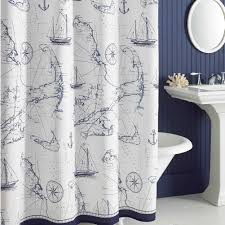 Amazon Shower Curtains Nautical Shower Curtains Amazon Curtains Gallery