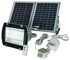 Led Outdoor Flood Lights Industrial Solar 50 U0027 Range Led Outdoor Flood Light With Optional