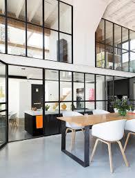 chambre style loft industriel loft industriel atelier idées décoration intérieure