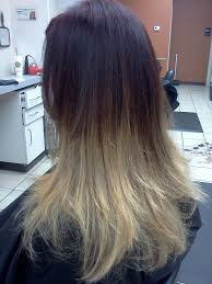 obre hair dip dyed hair anything really hair color