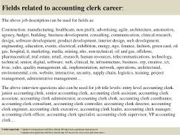 resume exles entry level accounting clerk interview answers top 10 accounting clerk interview questions and answers