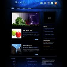 template 316 blue marble
