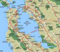 Sf Bart Map San Francisco Bay U2022 Mapsof Net