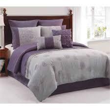 girls grey bedding purple and gray bedding vnproweb decoration