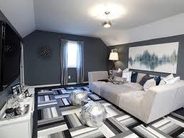 farbkonzept wohnzimmer wandfarbe weiß grau ideen für den gesamten wohnbereich