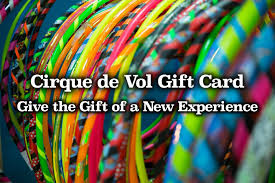 half price gift cards gift card sale cirque de vol
