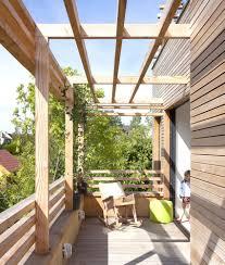 terrace eco house djuric tardio architects interior design
