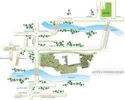jaypee pavilion heights in sector 128 noida price location map