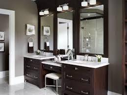 custom bathroom vanity ideas custom bathroom vanities with makeup area house decor regarding