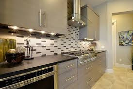 taupe kitchen cabinets kitchen contemporary with gray wall white