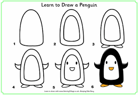 learn draw christmas pictures