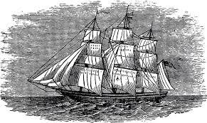 photo engraving antique ship engraving the graphics fairy