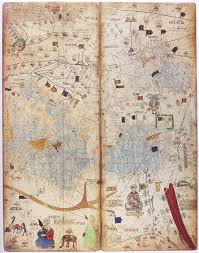 World Atlas Maps by How The World Was Imagined Early Maps And Atlases Early Modern