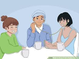 how to if he s really into you with pictures wikihow