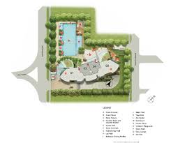 nathan suites map u0026 site plan singapore condo for sale rent