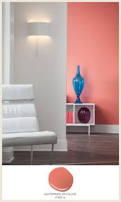 balance the vibrancy of guava tones with bright whites add
