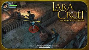 Tomb Raider Guardian Of Light Lara Croft And The Guardian Of Light Comes To Android