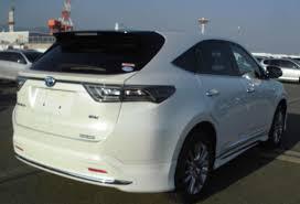 lexus cars in sri lanka wh100276 toyota harrier hybrid 2015 win holdings sri lanka