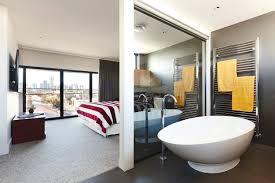 Modern Bathrooms Australia Grand Design Small Cosy And Modern Bathroom Stock Photo Unique