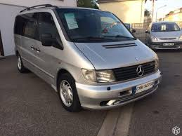 Used Mercedes Benz Vito Westfalia Your Second Hand Cars Ads