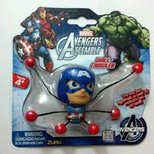 amazon com marvel captain america avengers assemble wall crawler