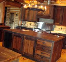 barnwood kitchen cabinets creative cabinets decoration intended