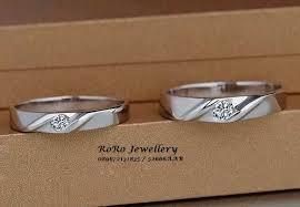 model cincin titanium cincin rorojewellery cincin pernikahan model cincin