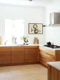 Clean Kitchen Cabinets Wood Wooden Kitchen Cabinets Ipswich House For Real Living Magazine
