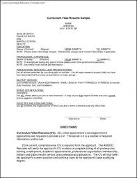 Applicant Resume Example by Basic Resume Examples For Jobs