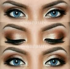 this is pretty much my daily eye makeup wedding ideas