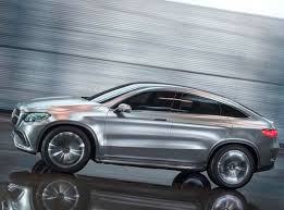 newest mercedes model mercedes concept coupe suv hints at model kelley blue book
