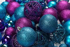 Amazon Com Holiday Wonderland 100 by Amazon Com 100 Purple And Blue Christmas Ornament Balls