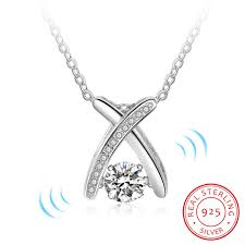 sted jewelry 925 sterling silver pendants necklaces cross necklace